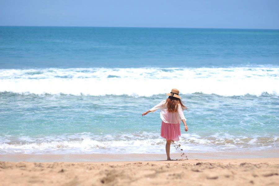 最适合在沙滩上喝酒看书听海发呆的海岛–巴厘岛以及她旁边不起眼的Gili Air游记-不想走